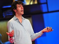 STEFAN SAGMEISTER: THE POWER OF TIME OFF  //  Every seven years, designer Stefan Sagmeister closes his New York studio for a yearlong sabbatical to rejuvenate and refresh their creative outlook. He explains the often overlooked value of time off and shows the innovative projects inspired by his time in Bali.(Recorded at TEDGlobal, July 2009, Oxford, UK.Duration: 017:40)