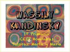 Wassily kandinsky para niños by María Antorrena Pérez via slideshare