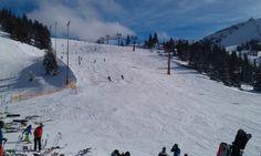 Latschenalm am Hochkar (c) Hochkar Bergbahnen GmbH Berg, Mountains, Winter, Nature, Travel, Outdoor, Ski Resorts, Ski, Winter Time