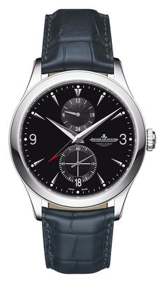 Jaeger-LeCoultre the Master Hometime Aston Martin watch (PR/Pics http://watchmobile7.com/data/News/2013/06/130610-jaeger-lecoultre-Master_Hometime_Aston_Martin.html) (2/2) #watches