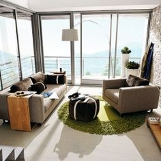 Another Beautiful Living Room Collection from Huelsta