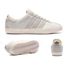 adidas originals beige gazelle trainers