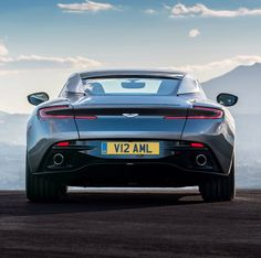 The Aston Martin is one of the most elegant grand tourer supercars available. Available in a couple or convertible The Aston Martin has it all. Martin Car, Aston Martin Rapide, Aston Martin Db11, Super Sport Cars, Super Cars, My Dream Car, Dream Cars, Automobile, Geneva Motor Show