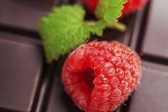 Chocolate Berry Shake