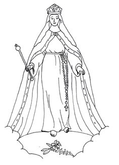 perfect queenship As a bride adorned for her husband: on the queenship of the blessed  infinitely perfect and blessed in himself, in a plan of sheer goodness.