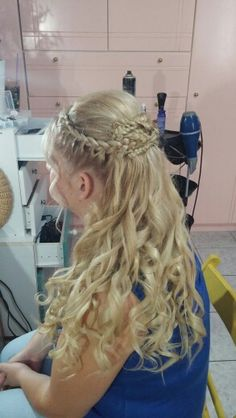 Niaoumaria art blonde braids
