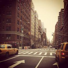 On my way to NYC