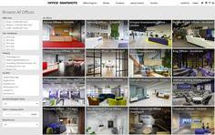 Die Officesnaphots-Community kuratiert die schönsten Büros der Welt…