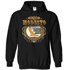MODESTO - #birthday gift #novio gift. LOWEST SHIPPING => https://www.sunfrog.com/Camping/1-Black-84927461-Hoodie.html?68278