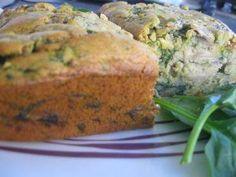 x Cake végé aux légumes