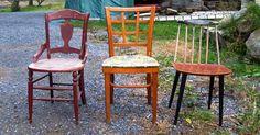 Máte doma staré stoličky? Nevyhadzujte ich! Pomocou týchto DIY nápadov s návodmi z nich vyrobíte niečo užitočné a praktické. Nápady ako vyrobiť, renovácia