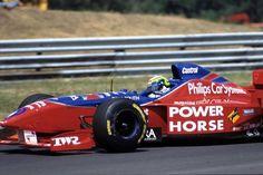 Ricardo Rosset (Footwork Arrows-Hart V8, FA17)