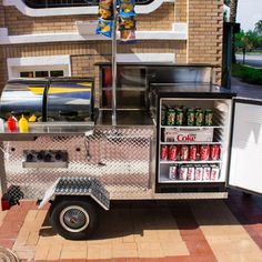 hotdog cart business fundraising - rico's hot dog cart business can only achieve it's goal with the   assistance of generous donations from members of  our   community.Without these donations serving those in our area wouldn't   be possible.Since rico's hot dog cart business relies on ...