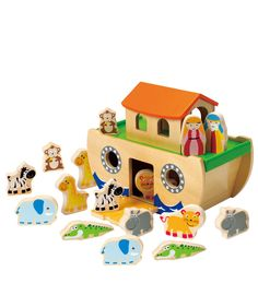 Buy your Buzzing Brains Noah's ark from Kiddicare Baby Event| Online baby shop | Nursery Equipment