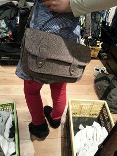 """Handtas uit """"tassen maken de vrouw"""""""