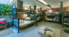 Cidade maravilhosa ganha hostel moderno (Foto: Focar Studio / divulgação)