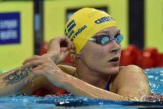 Oatly ambassador and World Record holder in swimming – Sarah Sjöström