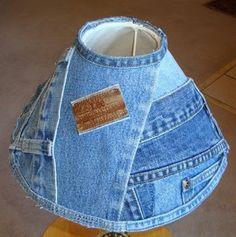 Moça de família by DaniMoreno: jeans - reciclando!!