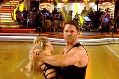 Steve Backshall on Strictly Come Dancing