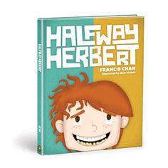 Great Children's book: Halfway Herbert