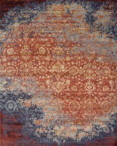 Avant-Garde Reserve Silk - Trailblazer - Samad - Hand Made Carpets