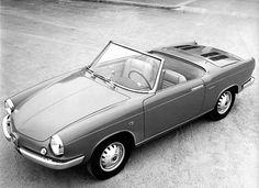 1959 Abarth 850 Spyder Riviera (Allemano)
