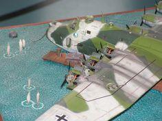 Diorama - 1:72 Historia Sion 2007 Scale Models, Diorama, Table Decorations, Home Decor, Historia, Decoration Home, Room Decor, Scale Model, Dioramas