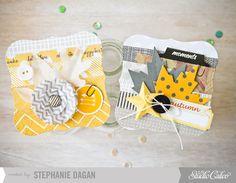 Fall Cards - Studio Calico November kit by Stephanie Dagan -