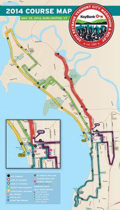 2014 Vermont City Marathon Race Report | Run To Munch
