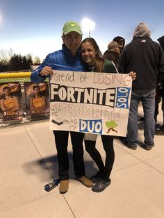 Proposals Ideas for him fortnite promposal fortnite promposal Cute Homecoming Proposals, Homecoming Posters, Hoco Proposals, Formal Proposals, Prom Pictures Couples, Prom Couples, Creative Prom Proposal Ideas, Prom Ideas, Prom Captions