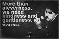 Kindness - Chaplin
