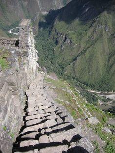 The Salkantay trail to Machu Picchu – Two Views