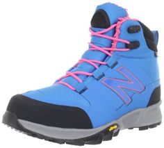"""New Balance Women's WO1099 Alpha Hiking Boot New Balance. $56.82. Shaft measures approximately 5.5"""" from arch. Made in China. Synthetic and mesh. Heel measures approximately 0."""". Vibram sole"""