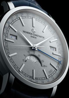 Vacheron Constantin Traditionnelle Complete Calendar Collection Excellence Platine Watch