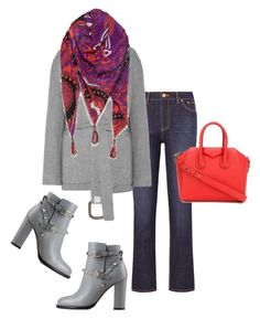 Designer Clothes, Shoes & Bags for Women Givenchy, Valentino, Acne Studios, Style Ideas, Color Pop, Tory Burch, Scarves, Pairs, Shoe Bag