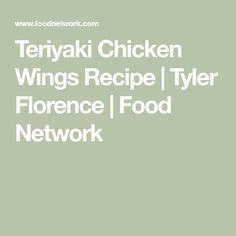 Fettuccine alfredo recipe tyler florence food network food teriyaki chicken wings recipe tyler florence food network forumfinder Images