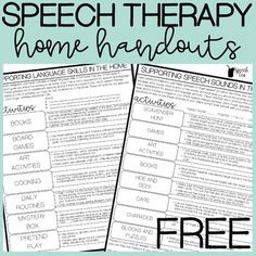 Feeling overwhelmed or a little stressed about becoming a distance teaching SLP? Then check out this list of free speech therapy digital materials. Preschool Speech Therapy, Speech Therapy Activities, Speech Language Pathology, Speech And Language, Language Activities, Speech Therapy Autism, Shape Activities, Preschool Songs, Occupational Therapy