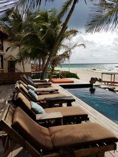 Amansala, Tulum Hotel Pool