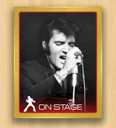 Elvis Collections - On Stage 60s