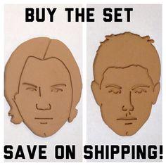 """Sam & Dean Winchester Cookie Cutter Set"" wut"