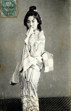 In moment #kimono #obi