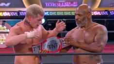 Dustin Rhodes, Cody Rhodes, Arn Anderson, Brian Cage, Win Casino, Heavyweight Boxing, Mgm Grand Garden Arena, Kenny Omega, Boxing Champions