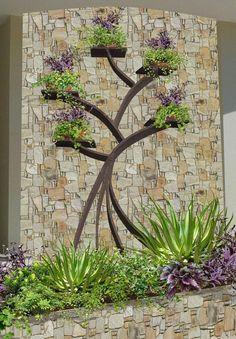 Dise o 3d jard n peque o fachada foto 4 casa for Diseno de jardines 3d 7 0 keygen