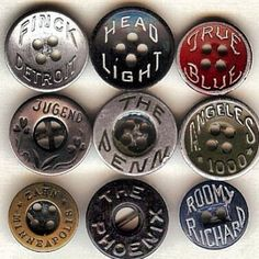 All sizes | Deadstock Resurrection #vintage #workwear #buttons #reuse #reclaim #reconstruct #deadstock #resurrection #authentic #workwear. | Flickr - Photo Sharing!