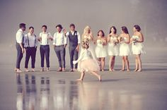 """I had a hard time choosing between """"Details & Moments"""" and """"Wedding Party""""...but this shot is definitely more about the moment."""