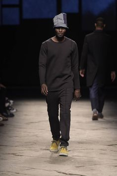 Male Fashion Trends: Generations of Africa Runway Show - Pitti Immagine Uomo 89