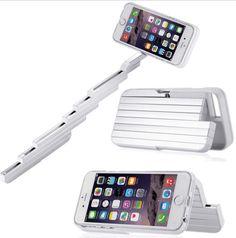 Magic Selfie Stick Case for iPhone