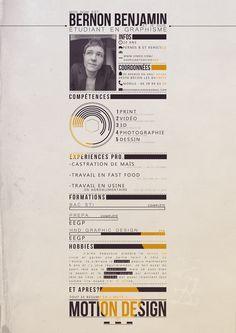 #cv graphic design