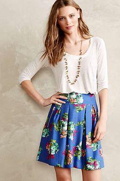 Garden Days Skirt