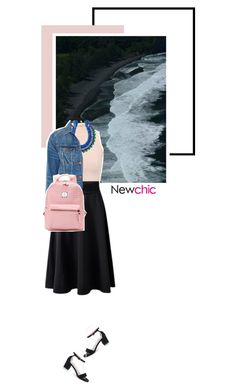 """Newchic"" by s-thinks ❤ liked on Polyvore featuring WearAll, Ricardo Rodriguez and Madewell"